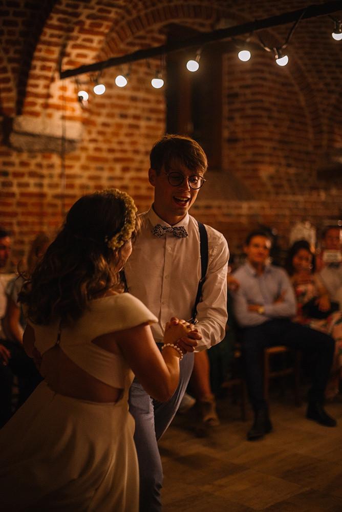 Première danse mariage E&G