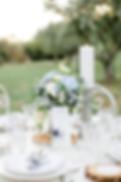 table dressée pour un mariage, menu à imprimer collection délicatesse