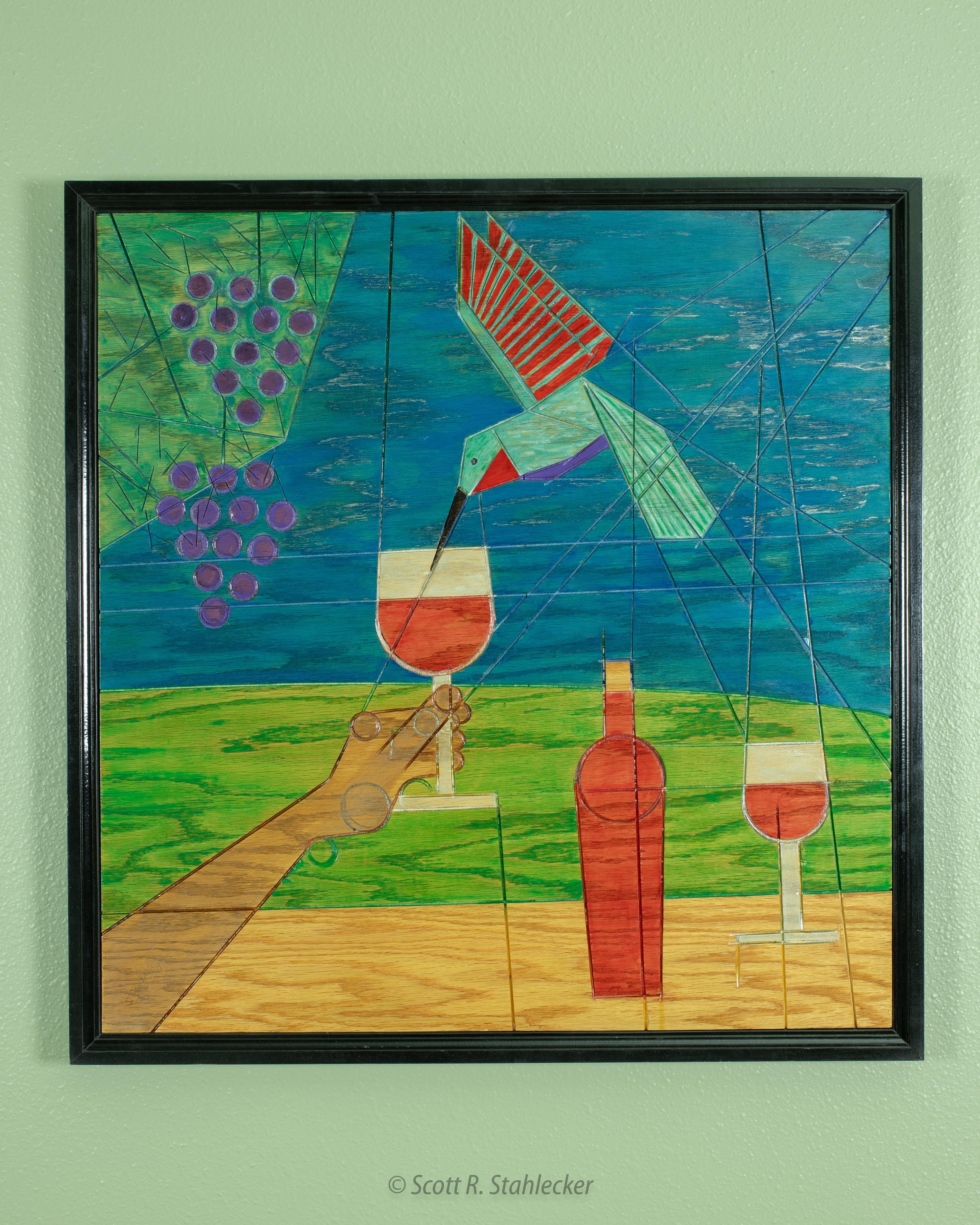 Hummingbird Wine Festival by JTR