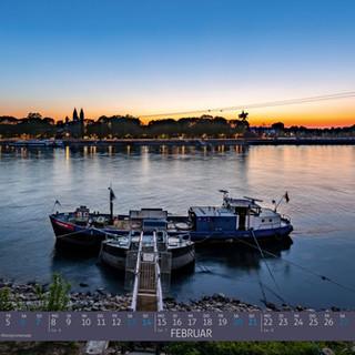 Koblenz_Kalender_2021_Rheinufer_Februar