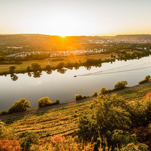 Landschaften um Koblenz entdecken