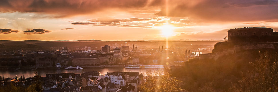 Panorama Bilder Koblenz Fotograf Tornow