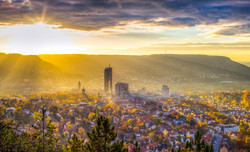 Panorama Bilder von Jena