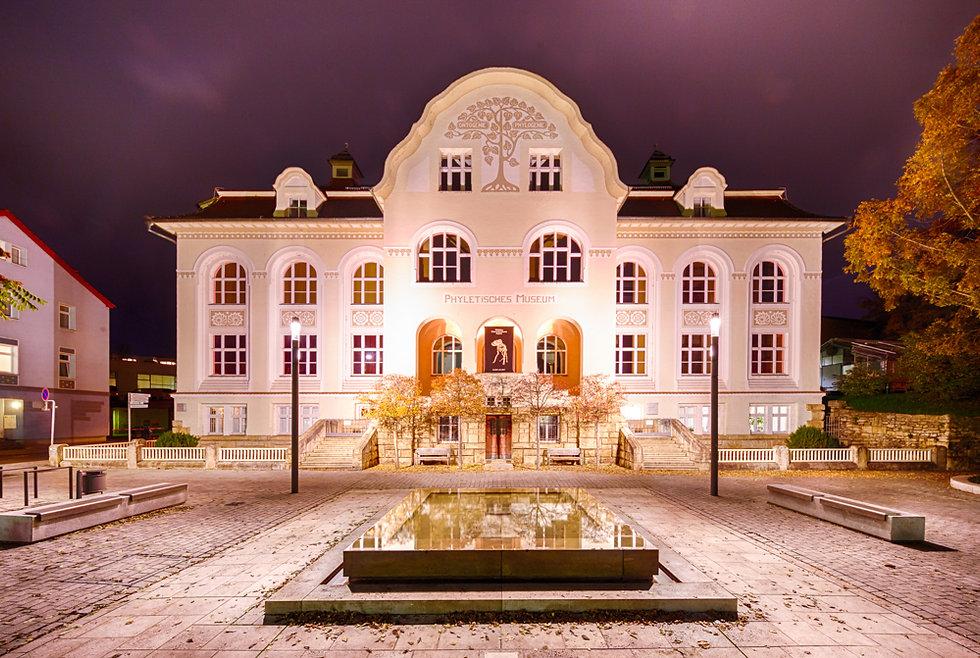 Phyletisches Museum Jena Bild