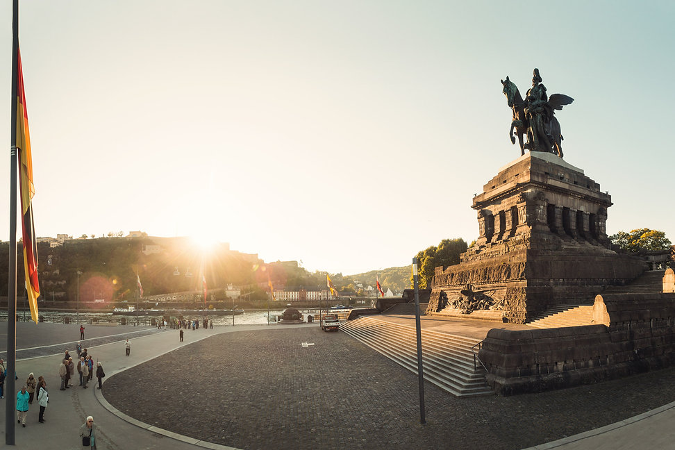 Koblenz Bilder Deutsches Eck