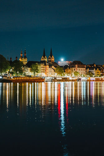 Koblenz Bilder Kalender Fotograf Tornow