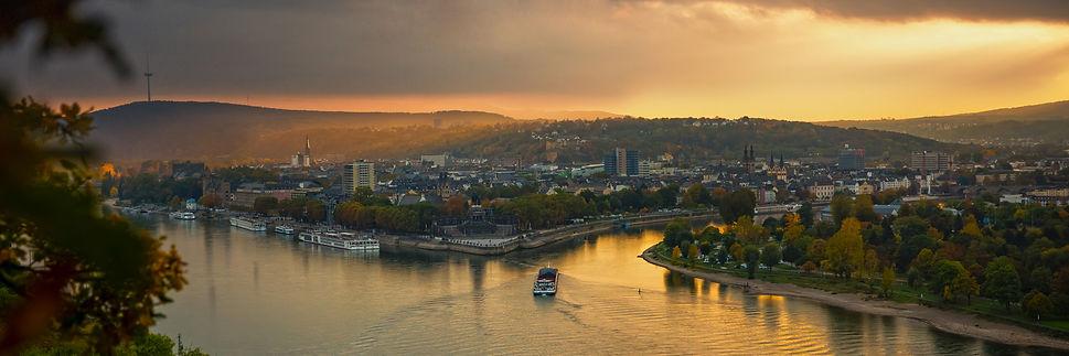 Panorama Bild Koblenz Fotograf Tornow De
