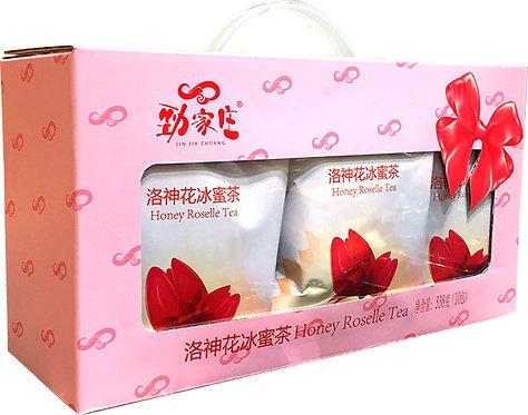 洛神花冰蜜茶 (338g)