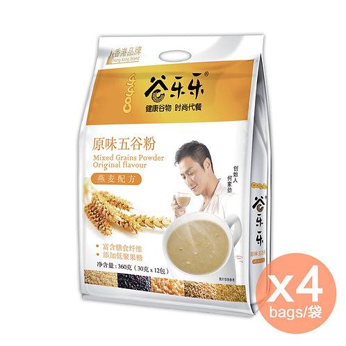 原味五谷粉 x 4