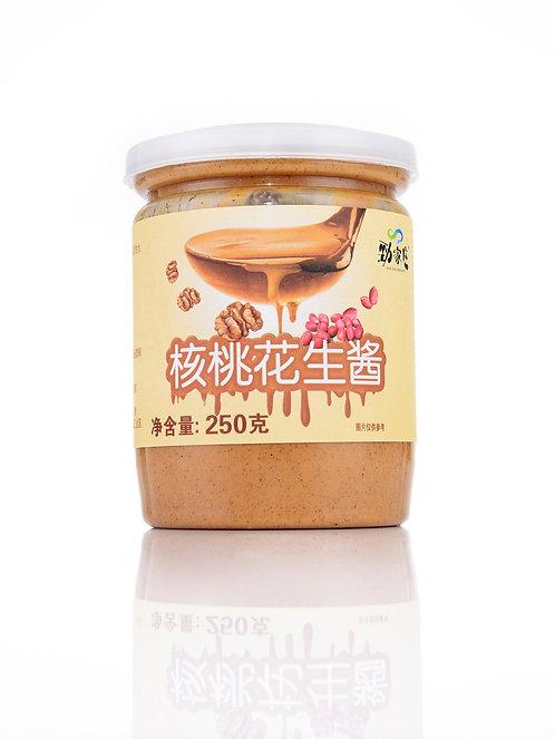 核桃花生醬 (250g)