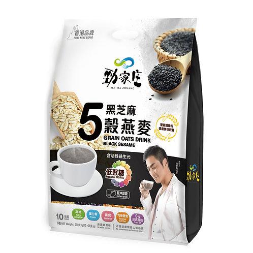 黑芝麻五谷燕麥 (350g)