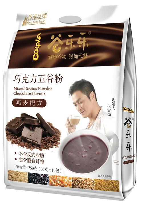 巧克力五谷粉 x 4