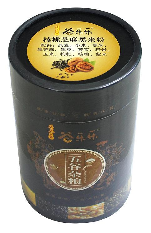 核桃芝麻黑米粉 (500g)