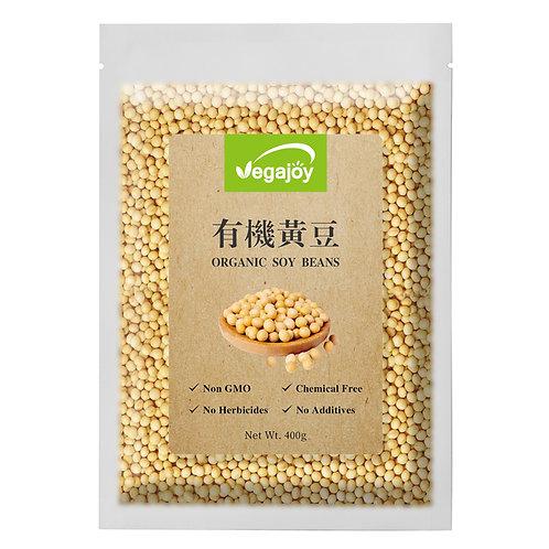 有機黃豆 (400g)
