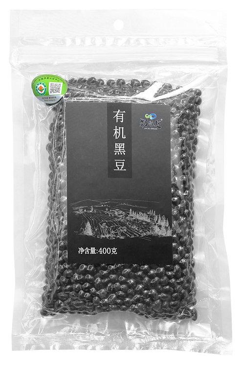 有機黑豆 (400g)