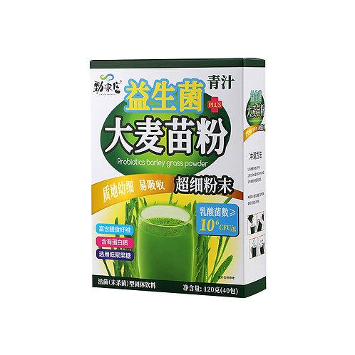 益生菌大麥苗粉 (120g)