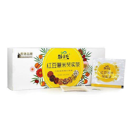 紅豆薏米芡實茶 (90g)