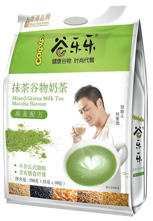 抹茶谷物奶茶 x 4