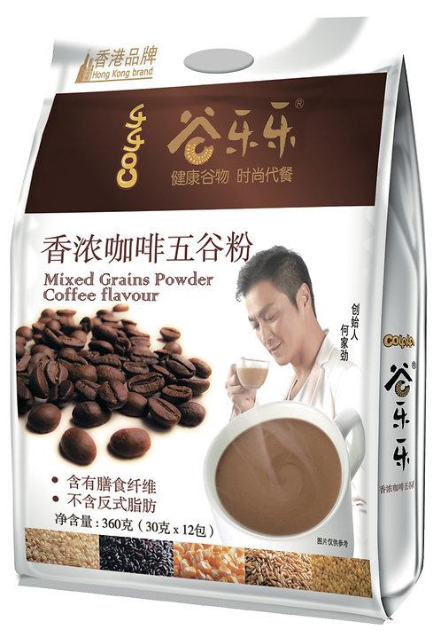 香濃咖啡五谷粉 (360g)