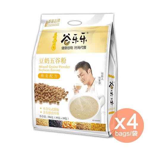 豆奶五谷粉 x 4