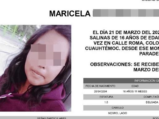 Investigan feminicidio de Maricela, niña de origen otomí