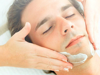 Why Men Should Get Facials