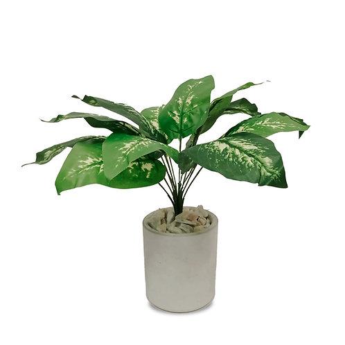 Planta Artificial Aglaonema