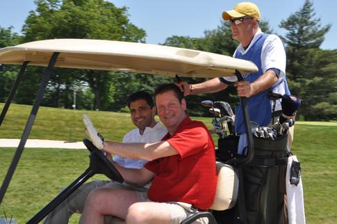 senator sarlo Golf outing