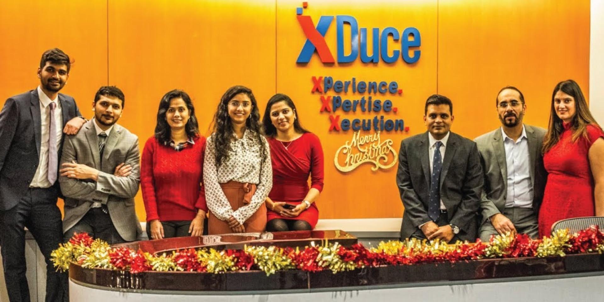 XDuce 2018 Christmas
