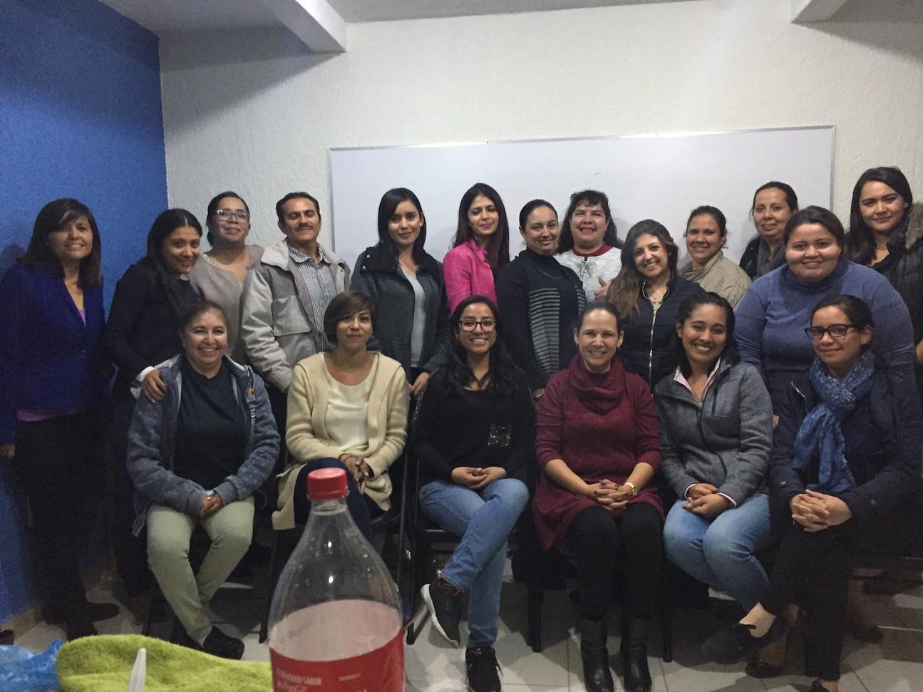 Sexta generación Diplomado Adolescencia Guadalajara