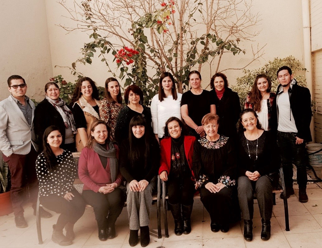 Primera generación Diplomado Orientación Familiar Aguascalientes