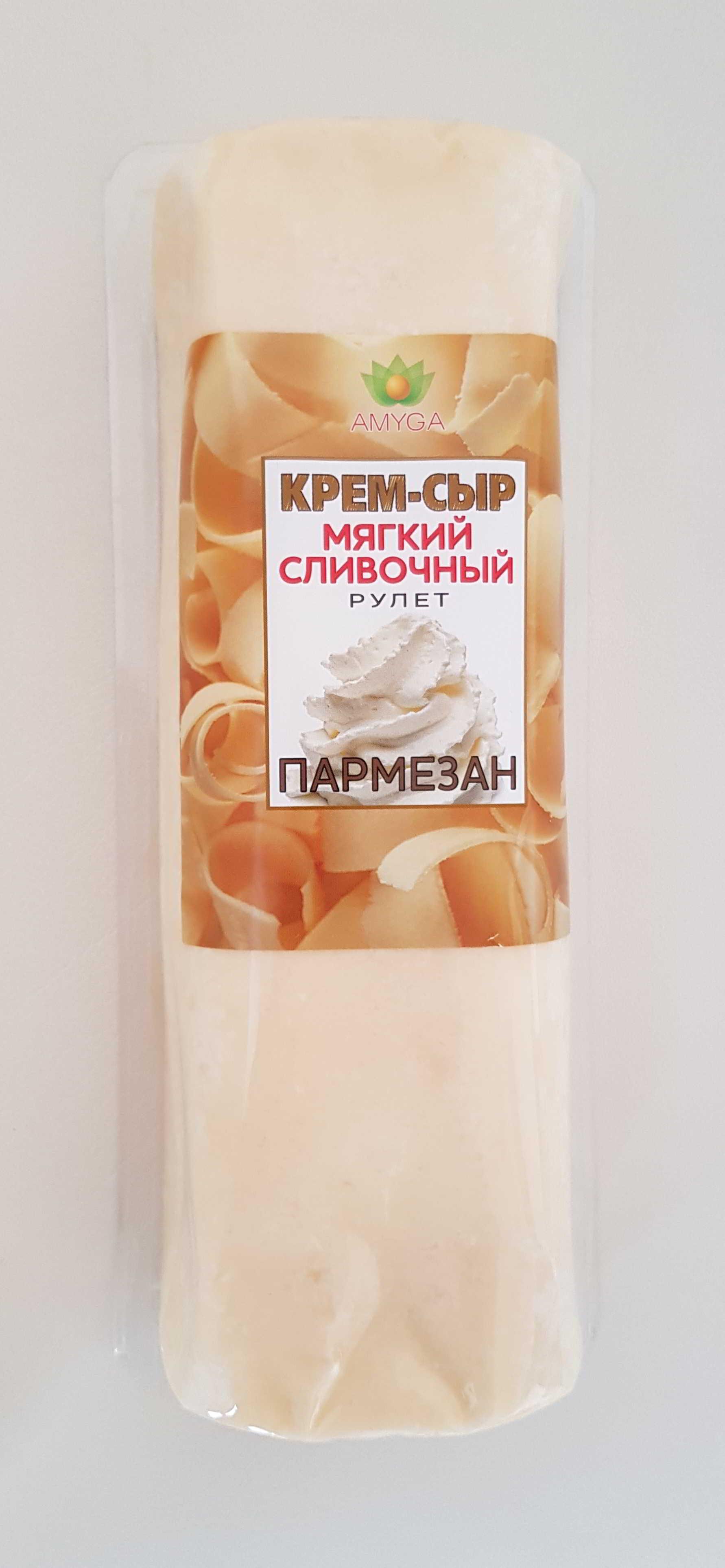 """Сыр мягкий сливочный """"ПАРМЕЗАН"""" 500г"""