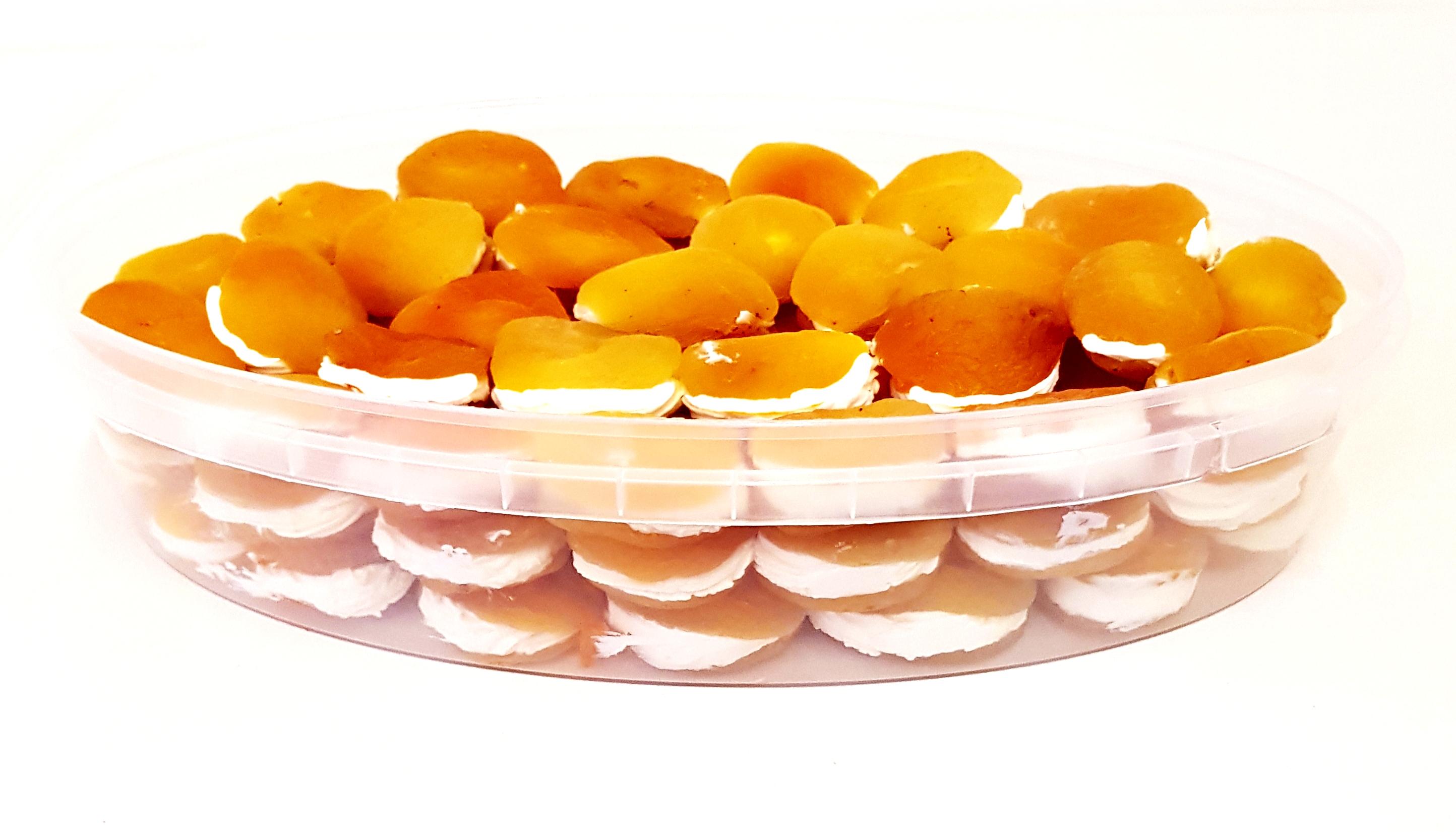 Курага со сливочным сыром