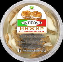 Инжирсо сливочным сыром
