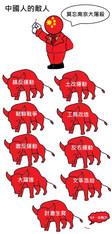 《中國人的敵人》台灣網友