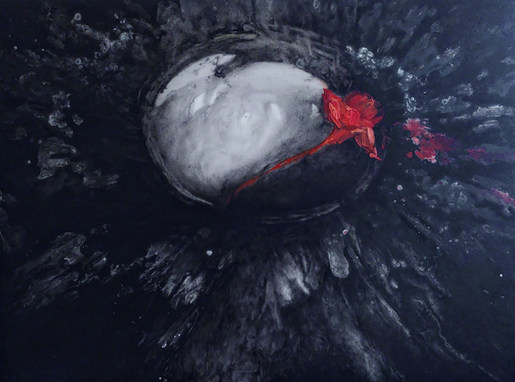 《最後的大餐》海外中國畫家