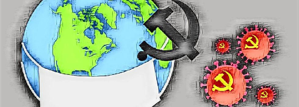 《中共不倒,世界就不好》匿名