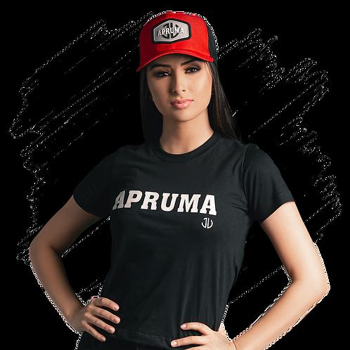 Promoção Camiseta Feminina Apruma
