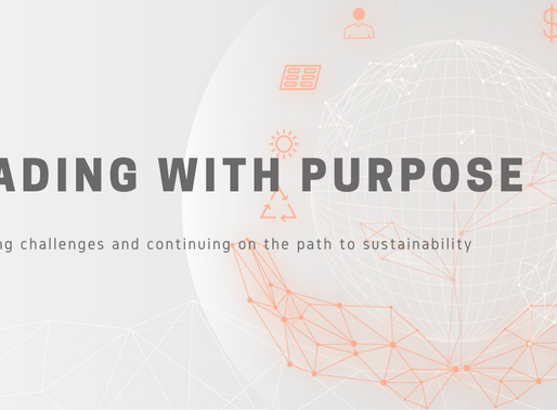 Leading With Purpose: navigating challenges and continuing on the path to sustainability