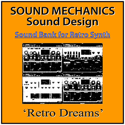 Retro Dreams Sound Bank