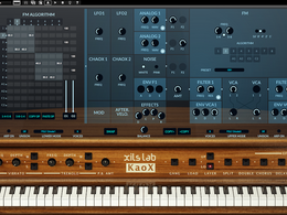 Xils-Lab - KaoX Synthesiser