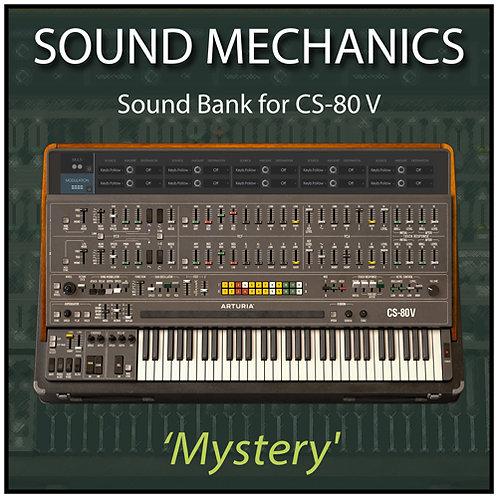 'Mystery' for Arturia CS80v3