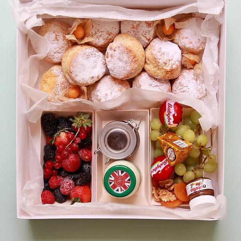 Elizabeth Tea Box
