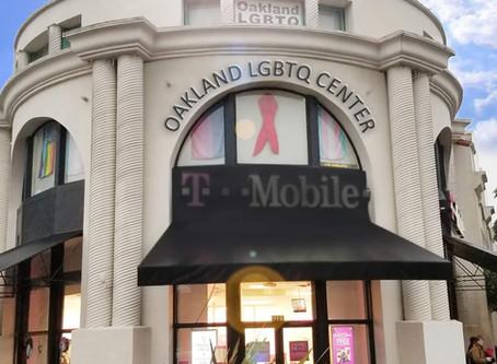 $4 MILLION AWARDED TO THE OAKLAND LGBTQ COMMUNITY CENTER HIV/AIDS PROGRAM