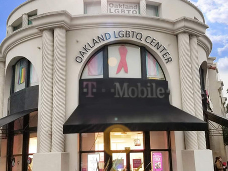 $4 MILLION AWARDED TO THE OAKLAND LGBTQ COMMUNITY CENTER HIV/AIDS PROGRAM