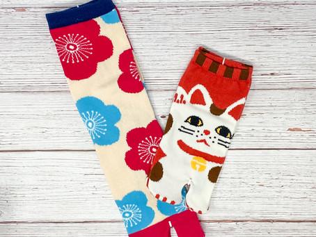 Tabi Socks for Everybody!