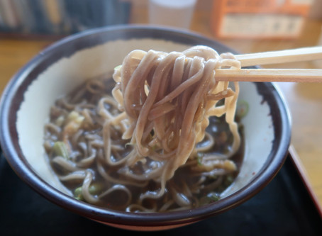 Toshikoshi Soba: The Year-Crossing Noodle
