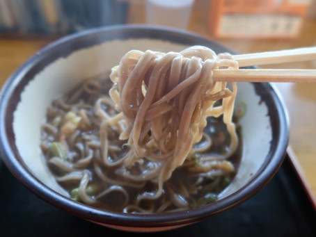 Toshikoshi Soba: The Year-Crossing Noodle