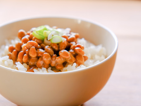 To Eat, or Natto Eat