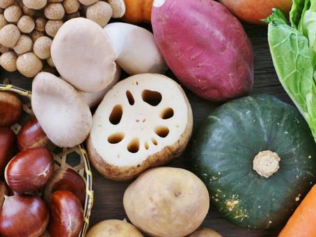 Seasonal Eats: Foods for Fall